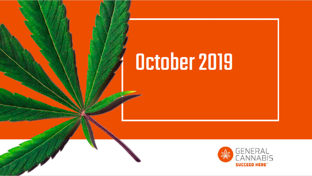 General Cannabis Corp October Investor Deck